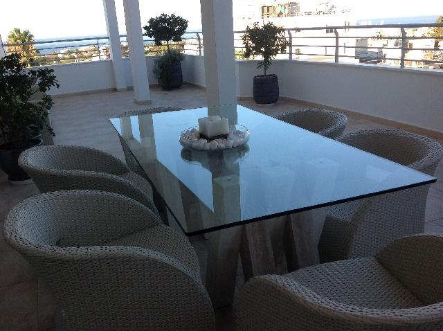 Paphos Sea-View Penthouse